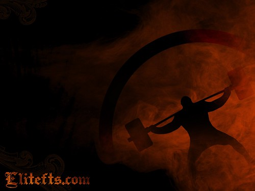 elitefts 2012 Halloween Desktop Wallpaper