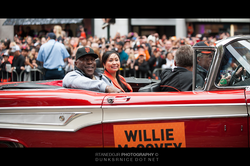 2012 San Francisco Giants Victory Parade
