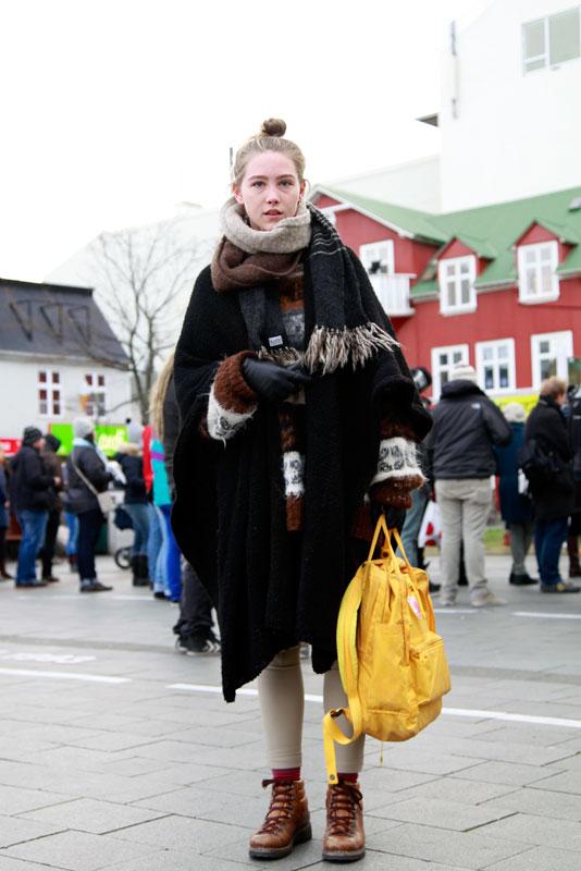 sigurros_ai12 street style, street fashion, Reykjavik, iceland airwaves, women