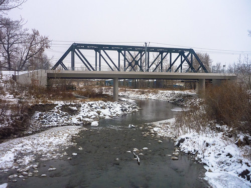 Bridge Snow Creek @ 1800km