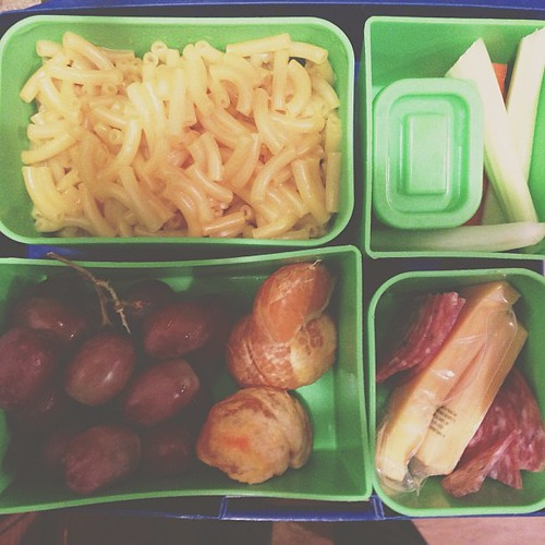 11-2-12: grateful that I can fill fun bento boxes with food each day. That we don't go without and that my children are only hungry for knowledge when they are at school. #thirtydaysofgratitude #bentobox #lunchtime #gratitude