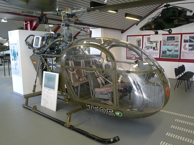Sud Aviation Alouette II (SE 3130)
