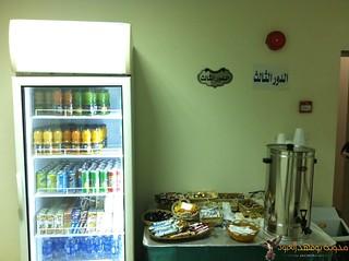 عصائر وشاي وقهوه بكل دور