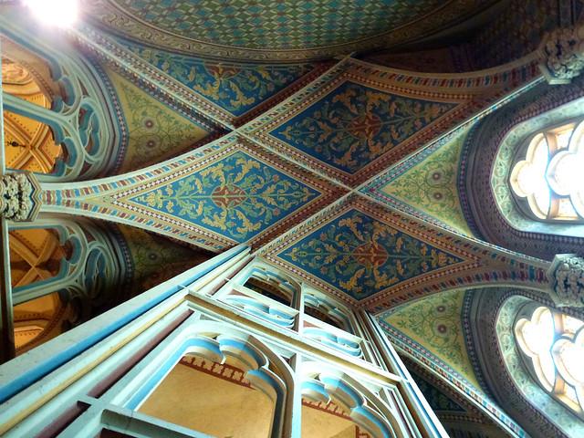 Budapest - jour 3 - 11 - Mátyás-templom (Eglise Matthias ou Église Notre-Dame-de-l'Assomption de Budavár)