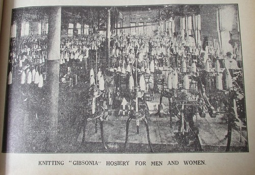 1923 Gibsonia hosiery factory 52/1/1 by Collingwood Historical Society