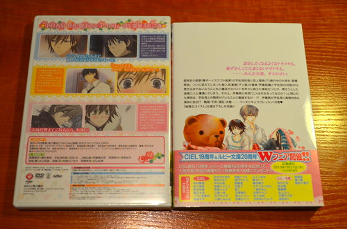 Junjou Romantica - manga vol. 16 Limited edition.
