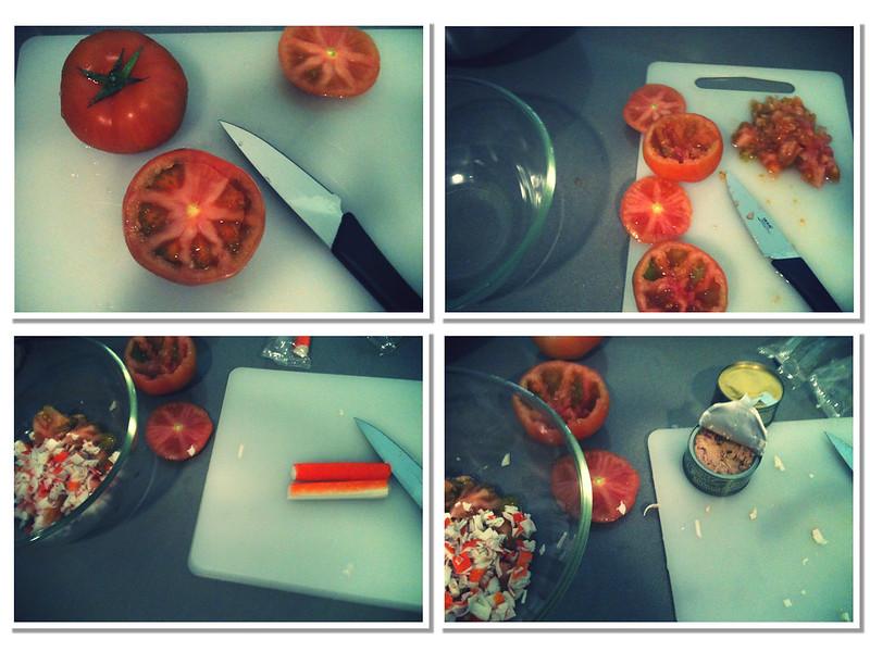 RECETAS: Tomates rellenos