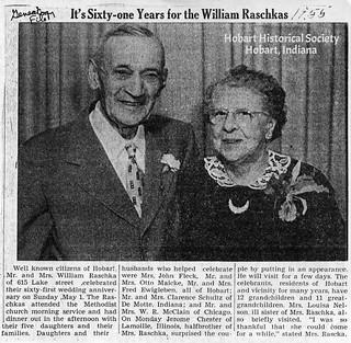 61st anniversary
