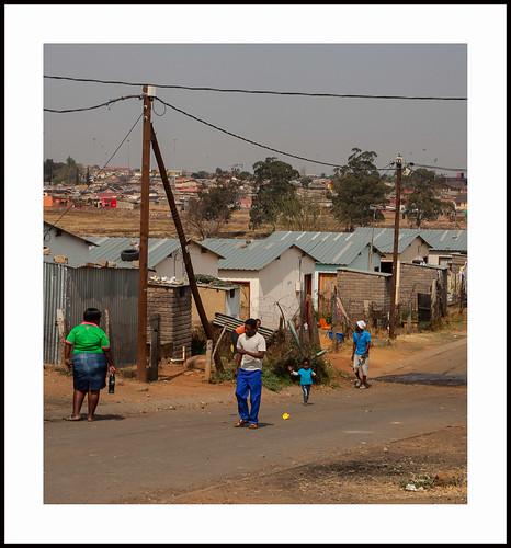 Soweto (4) by hans van egdom