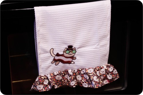 Bacon Cat Towel is Born