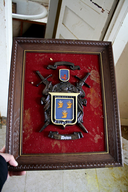 l)()WN Family Crest