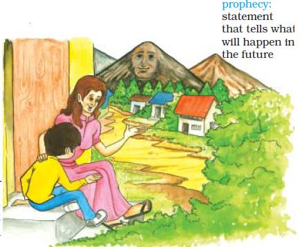 NCERT Class VIII English Chapter 9 The Great Stone Face I