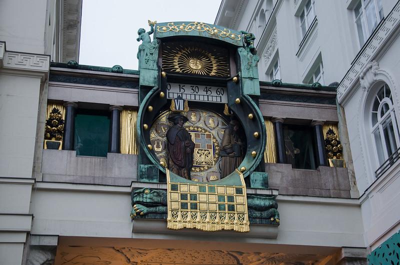 Ankeruhr Clock