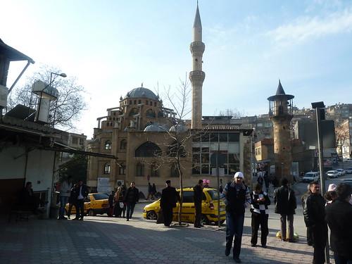 Ulu Camii (Ulu Mosque) in Kahramanmaraş by mattkrause1969