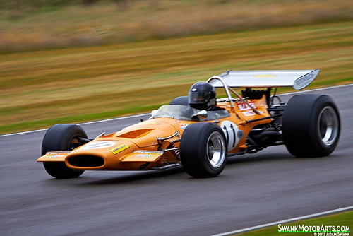 1970 McLaren-Cosworth M14A by autoidiodyssey