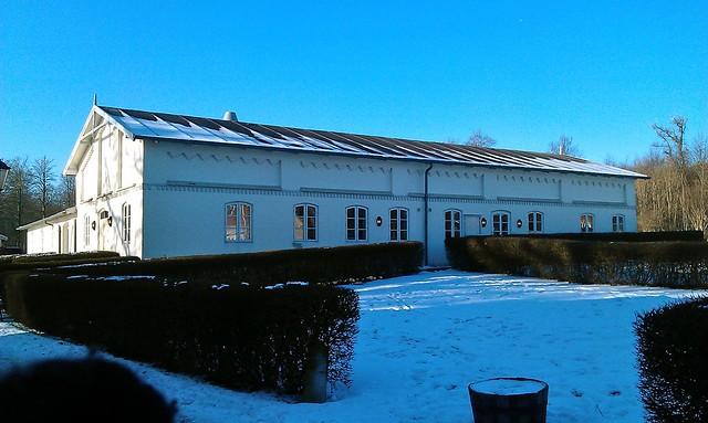 Trillen Restaurant, Høruphav