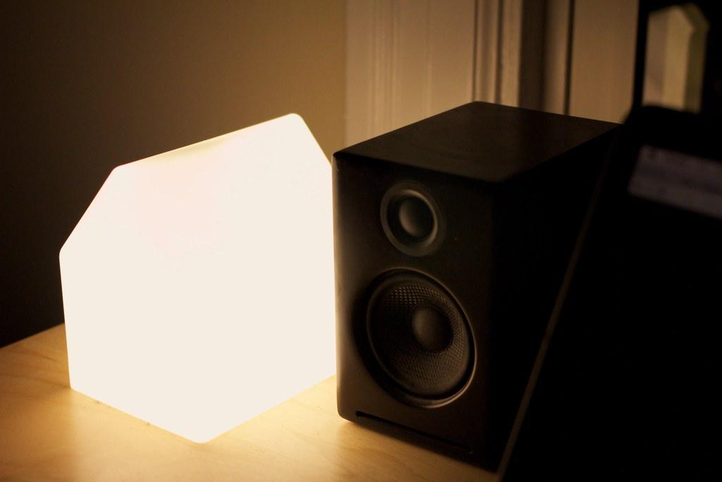 bookrest lamp from suck uk