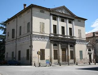 Imagen de Villa Pisani. architecture veneto montagnana andreapalladio villapisanimontagnana