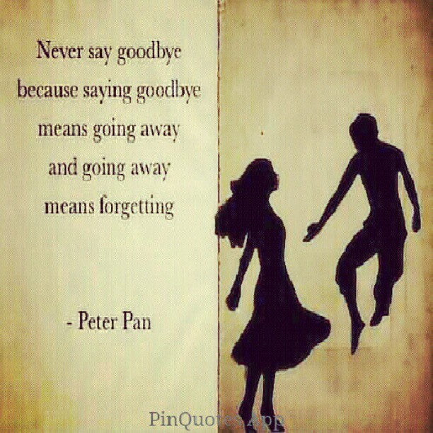 #pinquotes #PeterPan #disney #love #quotes #me #picoftheda ...