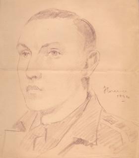 Captain J.A.J. Saunders, Florence