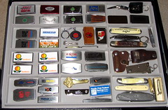 Collection of Small Advertising-Related Knives