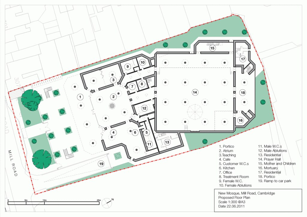 07 cambridge mosque floorplan
