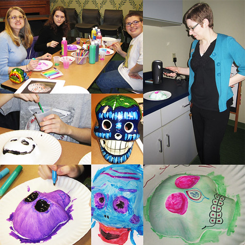Day of the Dead Teen Program
