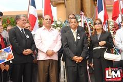 Celebran Bicentenario de Juan Pablo Duarte en Moca