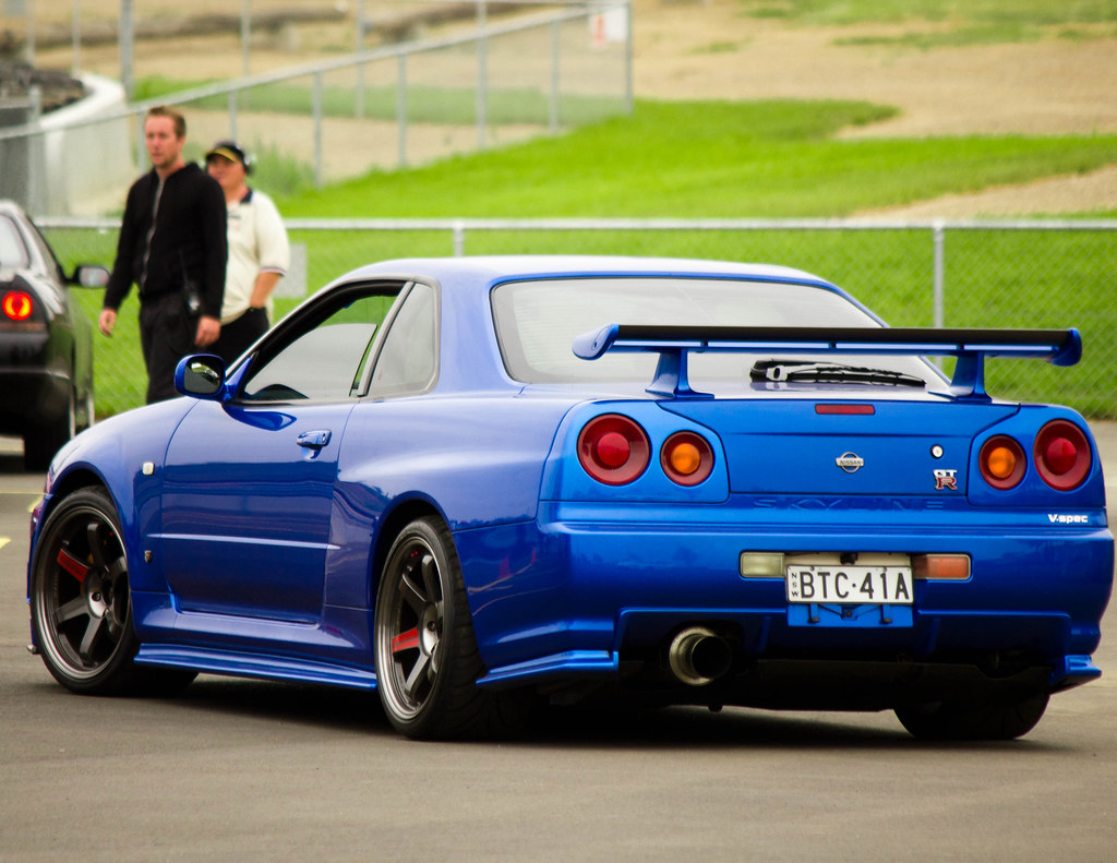 nissan skyline r34 gtr transportation in photography on. Black Bedroom Furniture Sets. Home Design Ideas