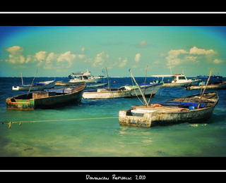 Highway of Boats