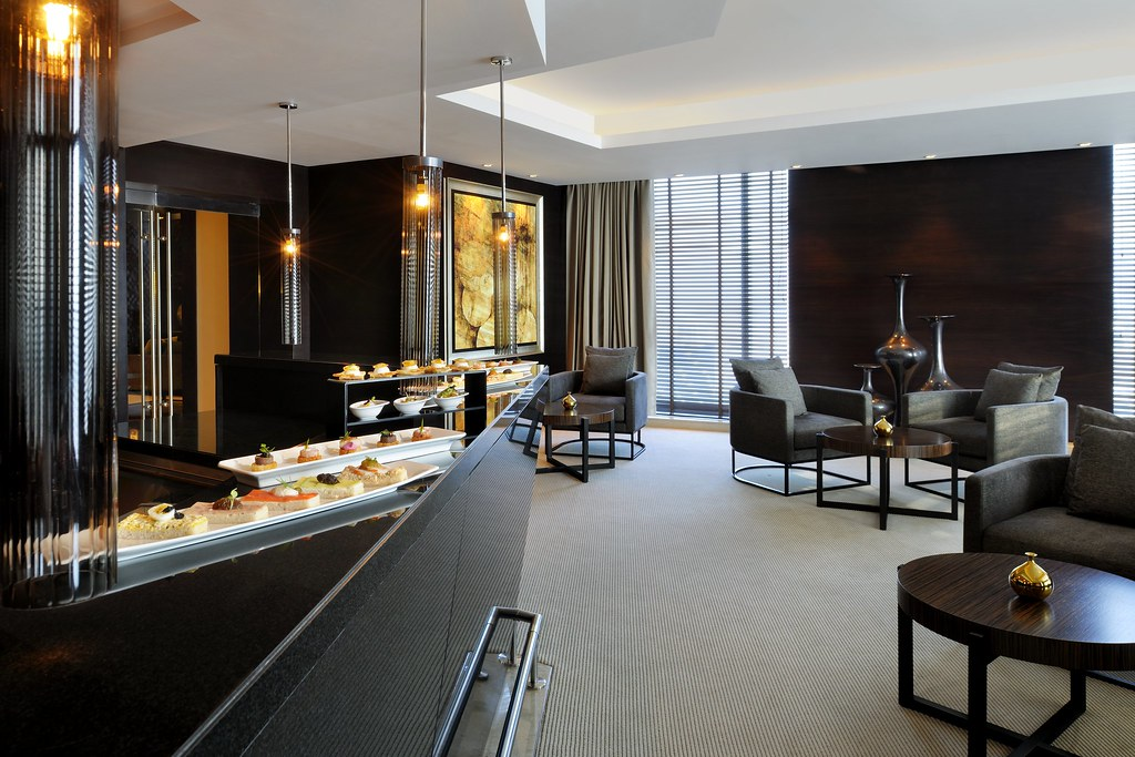 JW Marriott Marquis Dubai Hotel Executive Lounge