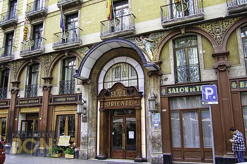 Hotel Husa Oriente, Barcelona