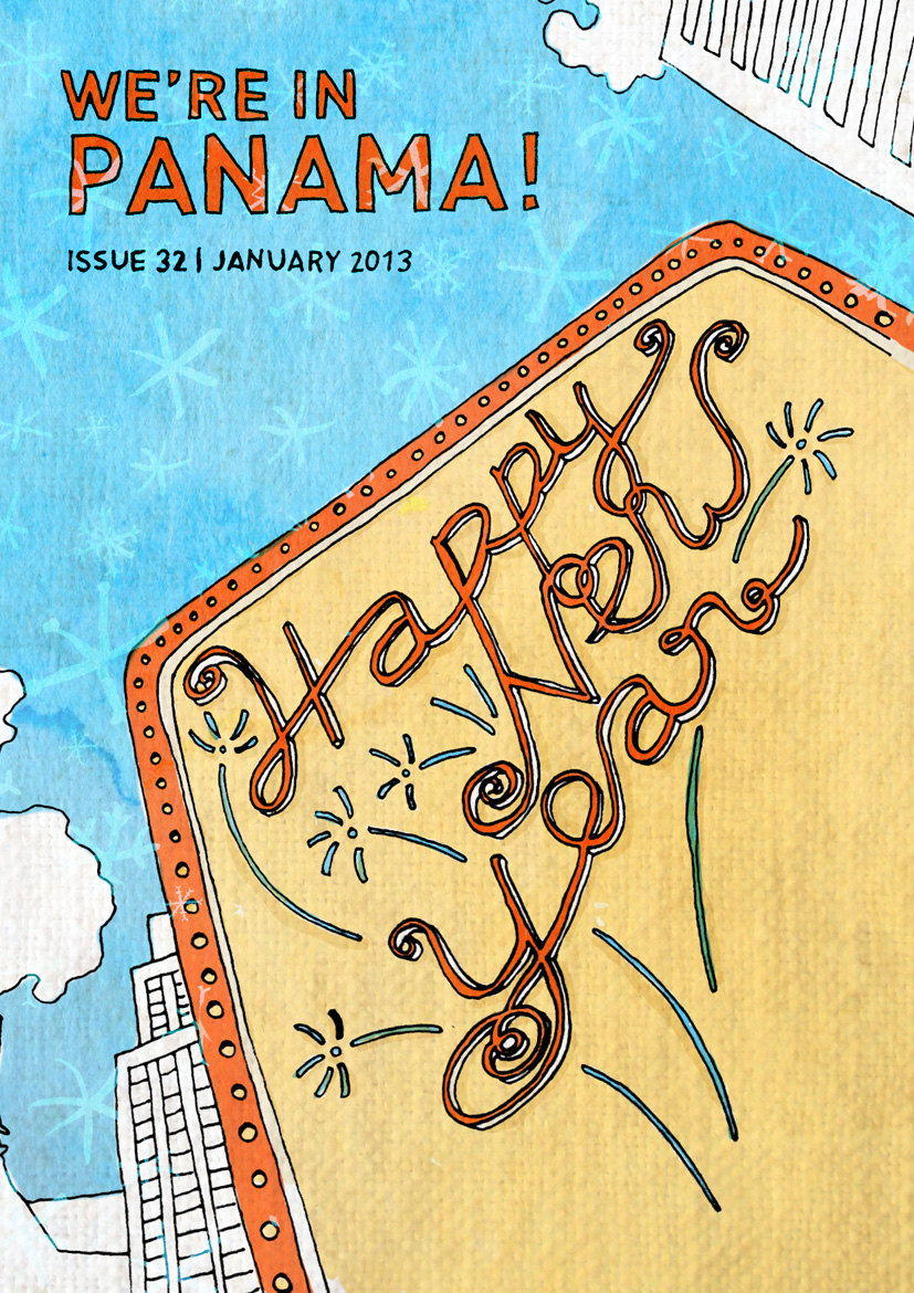 We're in Panama, issue 32