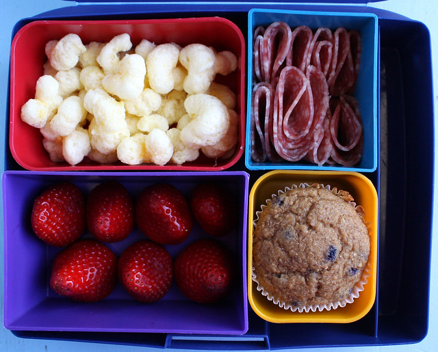 Big Kid Favorite Foods Bento #706