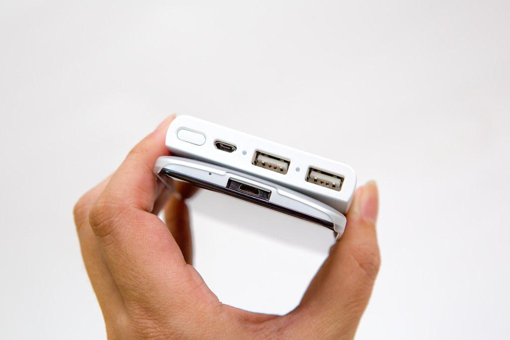 Sony CP-F2L 美型 7000 行動電源開箱分享 @3C 達人廖阿輝