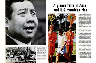 LIFE Magazine April 3, 1970 (1) - A prince falls in Asia and U.S. troubles rise