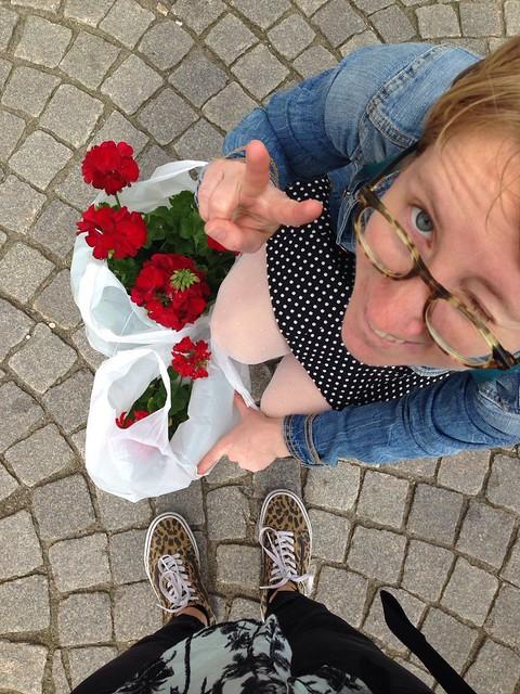 me + geranium, helsingborg