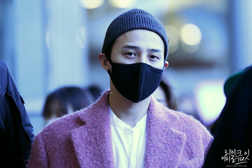 Big Bang - Incheon Airport - 22mar2015 - G-Dragon - J_withG - 03
