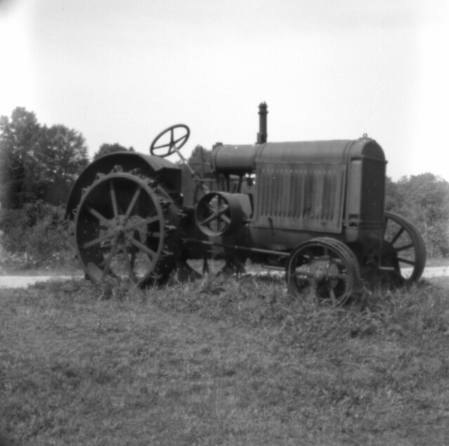 Mc Cormick tractor