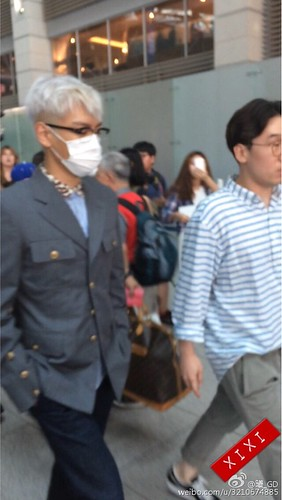 Big Bang - Incheon Airport - 07aug2015 - 曦_GD - 03