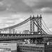 Manhattan Bridge by Thomas Hawk