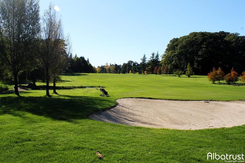 photo du golf Golf de la Bretesche - Parcours