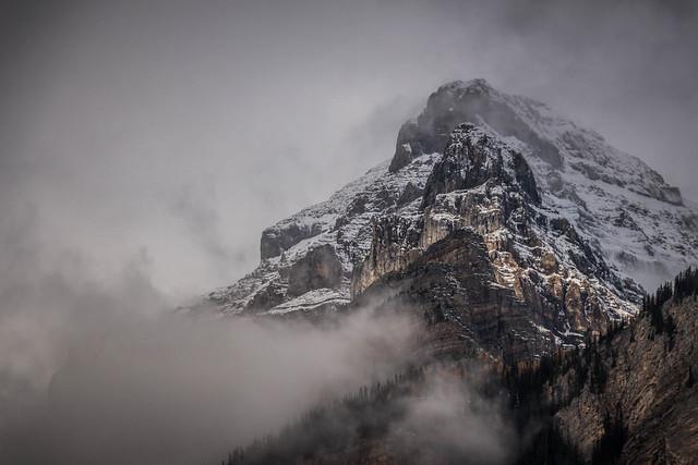 Lake Louise Peaks