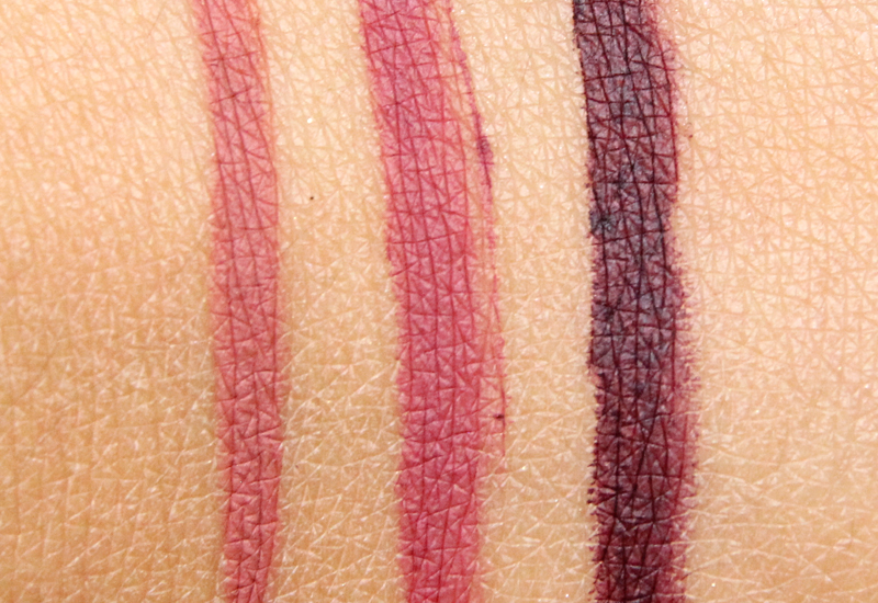 IsaDora sculpting lipliner swatch