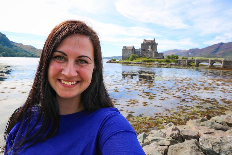 Scottish highlands and Glencoe