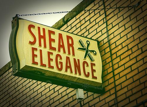 shear elegance