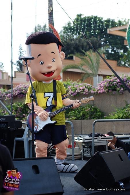 SOG Juara Battle Of The Band Bola Kampung The Movie