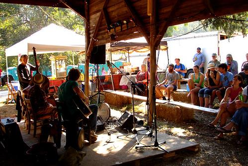 Coffee Barn Stage