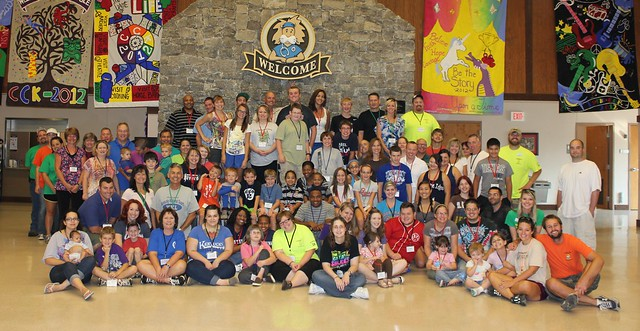 Strong Bonds Family event 24-25 August 2012