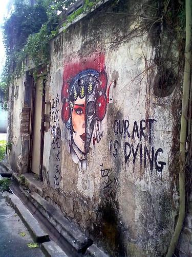 Penang street art 3